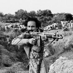 Photos: Prashant Panjiar remembers the bandits who inspired Abhishek Chaubey's film 'Sonchiriya'