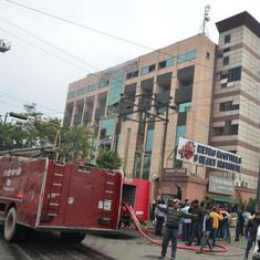 Noida hospital had not renewed fire licence for 5 months, says official; magisterial inquiry ordered