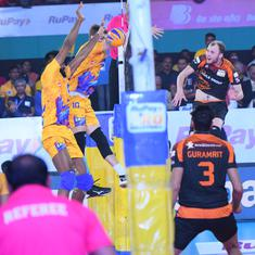 Pro Volleyball League: Chennai Spartans defeat Black Hawks Hyderabad 4-1