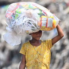 Indian households' ineffective waste management is putting sanitation workers at risk of Covid-19