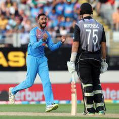 दूसरा टी-20 : भारत ने न्यूजीलैंड को सात विकेट से हराया