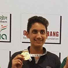 Cricket and badminton's loss is shooting's gain as teenager Adarsh Singh gets ready for World Cup