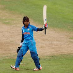Opener Punam Raut makes comeback in India women's ODI squad for England