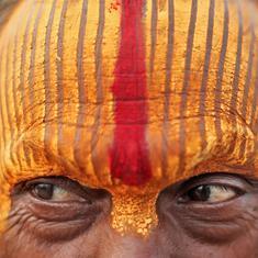 At the Sangam: Why is Kumbh Mela's bathing ritual called 'Shahi snan' and not 'rajyogi snan'?