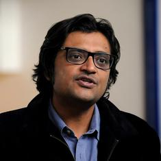 Arnab Goswami gets interim relief for three weeks from SC in FIRs against him