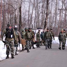Jammu and Kashmir: Five militants killed in gunfight with security forces in Kulgam, say officials