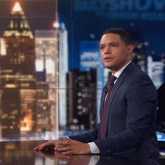Watch: Here's what Trevor Noah thinks of Liam Neeson's racist confession (no, he didn't berate him)