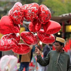 Why there's nothing wrong if Valentine's Day becomes part of Pakistan's culture
