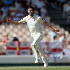 St Lucia Test: Mark Wood grabs fifer to put England in control against West Indies