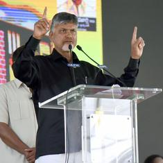 Top news: Chandrababu Naidu holds day-long hunger strike demanding special status for Andhra Pradesh