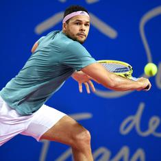 No shame in losing to Roger Federer: Jo-Wilfried Tsonga looking forward to 'special' game at Halle