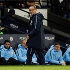 Maurizio Sarri hopes to finish season on high note with Europa League triumph