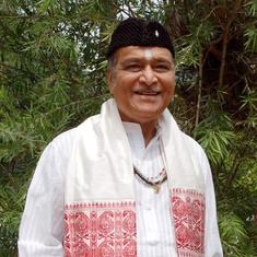 Bhupen Hazarika's brother, son differ on rejecting Bharat Ratna to protest Citizenship Bill