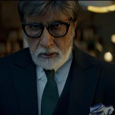'Badla' movie trailer: Watch Amitabh Bachchan and Taapsee Pannu in a battle of wits