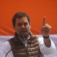 राहुल गांधी के सरकार पर 'रफाल घोटाले' के सबूत नष्ट करने के आरोप सहित आज के बड़े बयान