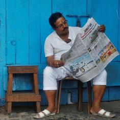 The Readers' Editor writes: Here's proof that the print media in India is alive and kicking