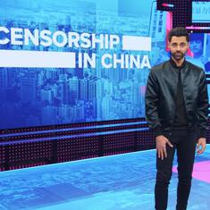 Watch: Comedian Hasan Minhaj attacks internet censorship in China and Saudi Arabia with his jokes