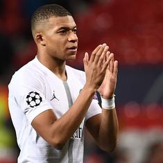 Euro 2020 qualifiers: Kylian Mbappe ruled out of France's squad for Iceland and Turkey games