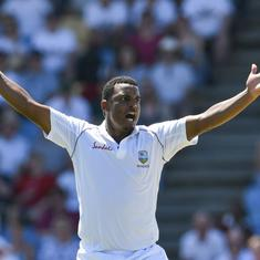 ICC charges West Indies pacer Shannon Gabriel for alleged homophobic remark during third Test