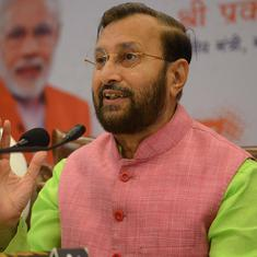 Shaheen Bagh protest: 'Decide if you want Jinnah wali Azadi or Bharat mata ki jai,' says Javadekar