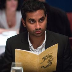 Aziz Ansari addresses sexual misconduct claims in stand-up show: 'Hope I've become a better person'