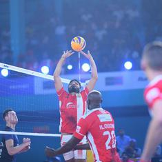 Pro Volleyball League: Calicut Heroes defeat Ahmedabad Defenders 4-1 to extend unbeaten run