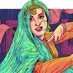 Iconic actor Madhubala honoured with Google doodle on 86th birth anniversary