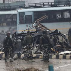 With February 14 attack, CRPF in Kashmir has lost more men in 2019 than in four years put together