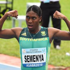 Athletics: Why Caster Semenya v IAAF ruling will be critical for women's participation in sport