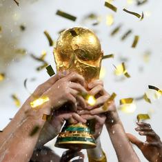 Football: Argentina, Chile, Paraguay and Uruguay set to submit joint bid to host 2030 World Cup