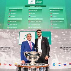 Davis Cup finals: Spain to defending champions Croatia; Serbia, France drawn in same group