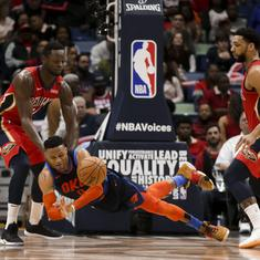 NBA: Julius Randle stars as New Orleans Pelicans defeat Oklahoma City Thunder