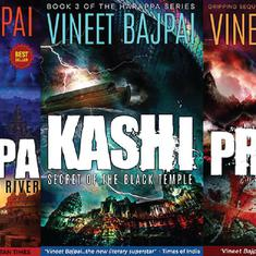 Reliance Entertainment plans screen adaptation of Vineet Bajpai's 'Harappa' trilogy