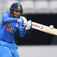 Opener Smriti Mandhana set to join squad in West Indies after recovering from toe injury: Report