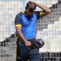 After Ashok Dinda injury, Jaydev Unadkat and R Ashwin propose face-mask for bowlers