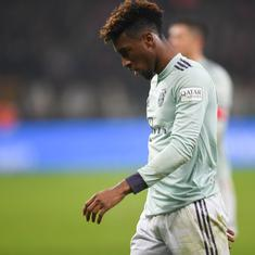 Bayern Munich striker Kingsley Coman fit to play Champions League match against Liverpool