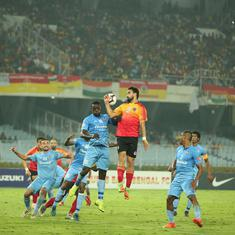 I-League: East Bengal move to second spot after 1-1 draw with Churchill Brothers