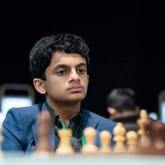 Chess: For 14-year-old Grandmaster Nihal Sarin, focus now shifts to taking on the world's best