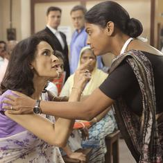 A lawyer fights to protect women and save herself in Arunaraje's Netflix film 'Firebrand'
