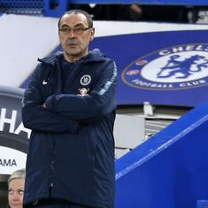 Chelsea manager Maurizio Sarri tells club he wants to join Serie A champions Juventus: Reports