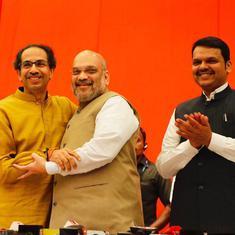 'BJP has several PM faces, we haven't proposed Nitin Gadkari's name,' Shiv Sena tells Indian Express