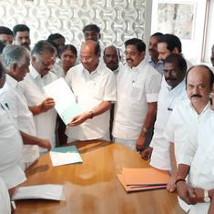 Tamil Nadu: Ruling AIADMK, PMK announce alliance for Lok Sabha elections