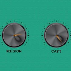 This political science theory explains the success of caste reservations in India