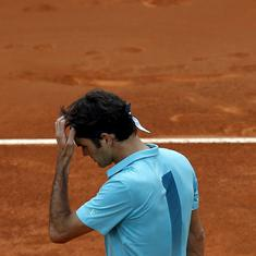 I have to start from scratch, says Federer on return to clay court tennis after three years