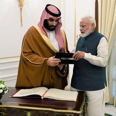 Saudi Arabia to release 850 Indian prisoners after crown prince meets Narendra Modi