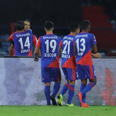 Indian Super League: 10-man Bengaluru stun Goa 3-0, seal top spot in table