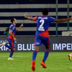 Indian Super League: Goa implode against Miku and 10-man Bengaluru