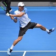 Delray Beach Open: World No 84 McDonald outlasts del Potro to reach first ATP semi-final