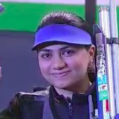Shooting: Apurvi Chandela wins 10m air rifle gold in ISSF World Cup in Munich