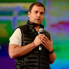 Employment: Government does not want to accept that there is a crisis, claims Rahul Gandhi